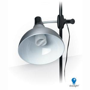 Artist Clip-on Studio Lamp met standaard
