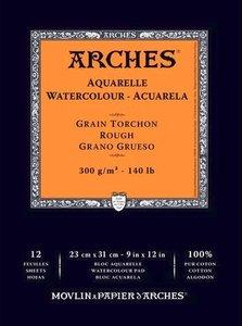arches aquarelle watercolour rough