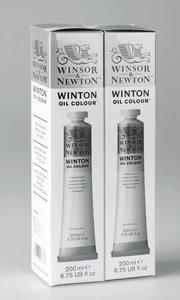 winton olieverf titanium twinpack