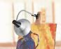 Artist Clip-on Easel Daylight Lamp_